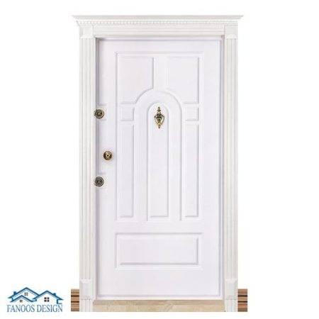 درب ضد سرقت CNC سفیدکد MT223