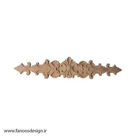 گل منبت چوبی کد 053