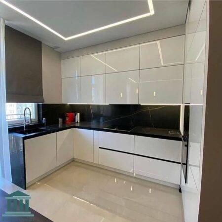کابینت آشپزخانه هایگلاس کد 0177