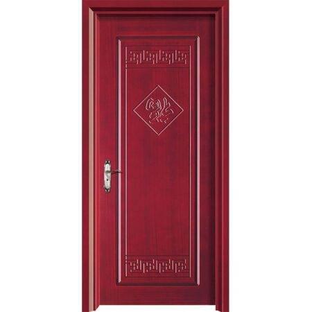 درب اتاق ماهگونی کلاسیک کد 12030